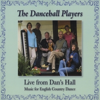 Live From Dan's Hall, 1st album of The Dancehall Players